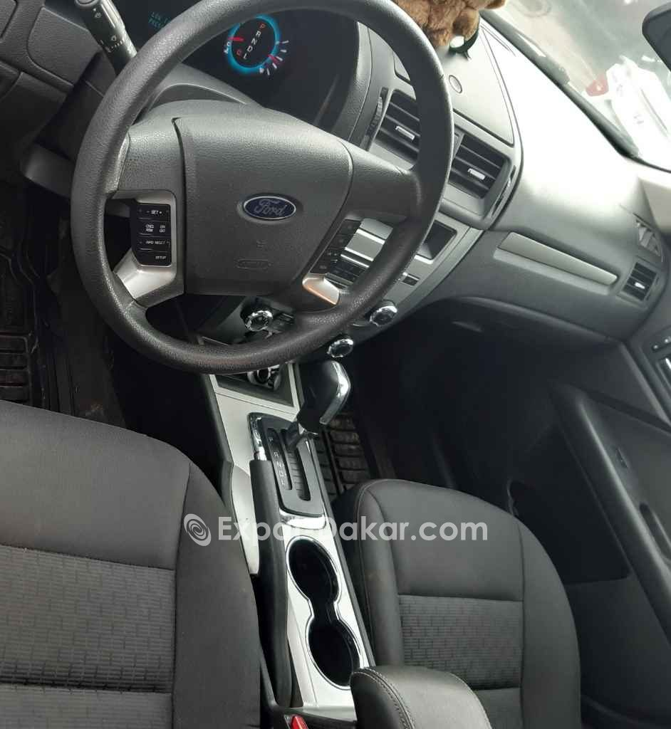 Ford Fusion 2011 Auto Kbl